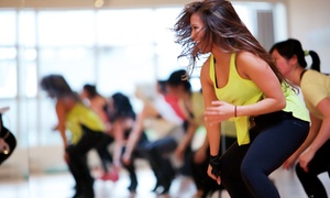 PUR Movement: Ten Class Pass or One Month of Unlimited Dance Classes at PUR Movement (Up to 73% Off)