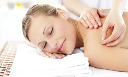 $39 for a 60-Minute Swedish Massage at Envy Hair Salon ($75 Value)