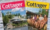 """48% Off Subscription to """"The Cottager"""""""