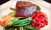 La Petite France - Evendale: $20 for $40 Worth of French Cuisine at La Petite France