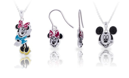Disney Earrings or Pendants. Multiple Designs Available.
