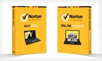$34.99 for a Norton 2013 PC Software Bundle at  Norton AntiVirus 2013 and Online Backup Bundle for PCs
