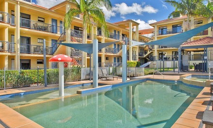 North Coast, Port Macquarie: 2Night Apartment Stay for Four with Wine and Late CheckOut at South Pacific Apartments
