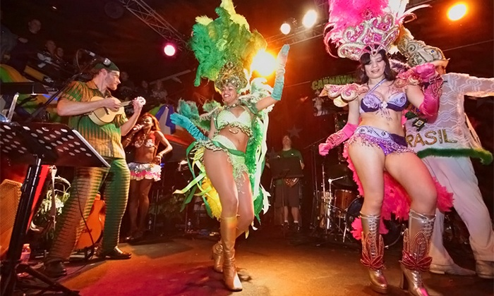 Carnaval Brasileiro of the Twin Cities - Minneapolis: Brazilian Festival for One, Two, or Four on February 21 from Carnaval Brasileiro of the Twin Cities (50% Off)