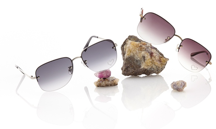 Chloé: $119 for Chloé Women's Designer Sunglasses ($355 List Price). Multiple Colors Available. Free Shipping and Returns.