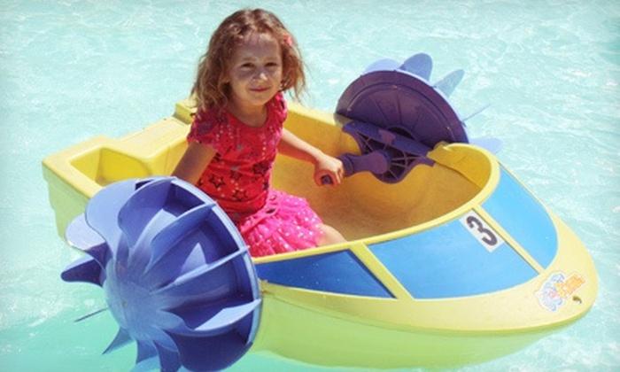 Pirates' Cove Children's Theme Park in - Elk Grove Village