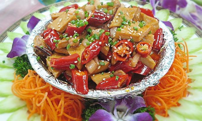 The Original Szechuan Chongqing Seafood Restaurant - Fairview: C$15 for C$30 Worth of Szechuan Cuisine   at The Original Szechuan Chongqing Seafood Restaurant