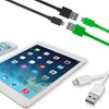 Aduro Apple-Certified 3-, 6-, or 10-Foot Lightning-to-USB Cable