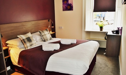 Perth and Kinross: Standard Room for Two with Breakfast and Option for Dinner at Breadalbane Arms Hotel