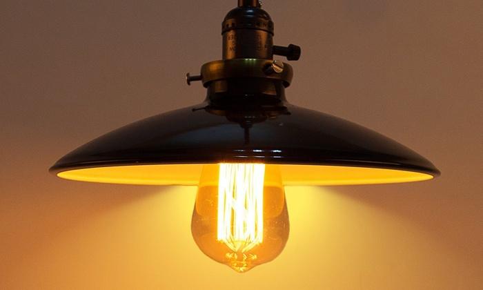 Lampade A Sospensione Allaperto : Lampada da soffitto vintage groupon