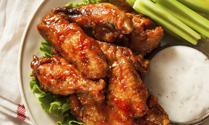 Wingit - Kirby: Food and Drinks at Wingit (45% Off)