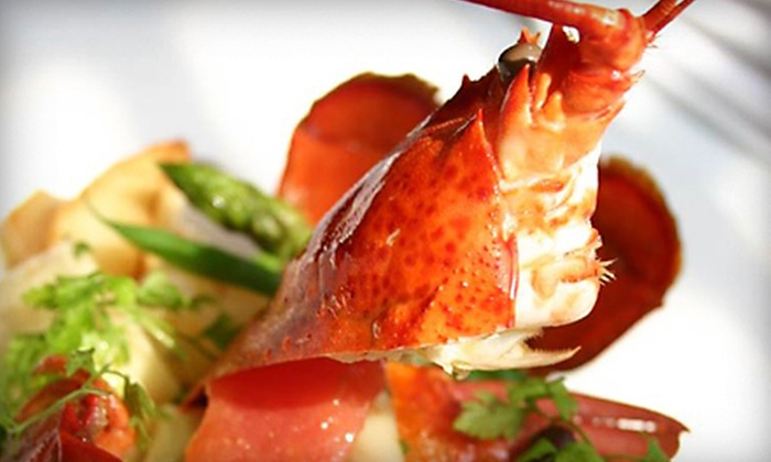The Grill at Leon Springs - Northwest Side: $25 for $50 Worth of European Cuisine or Lobster Entrees for Dinner at The Grill at Leon Springs
