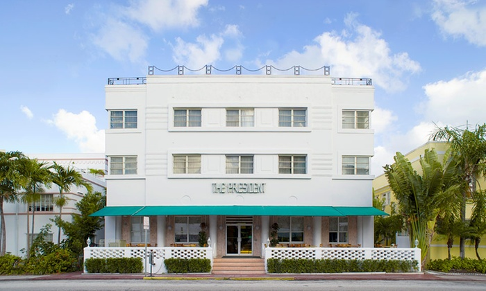 The President Hotel South Beach Groupon