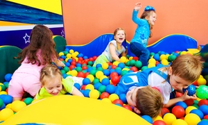 Wentworth Leisure Centre: Soft Play Entry with Meal for One, Two or Four Children at Wentworth Leisure Centre (63% Off)