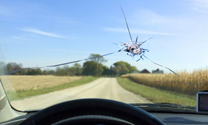 Cascade Auto Glass - Anchorage: Three Windshield-Chip Repairs or $100 Towards Deductible or Replacement at Cascade Auto Glass (Up to 81% Off). Three Options Available.