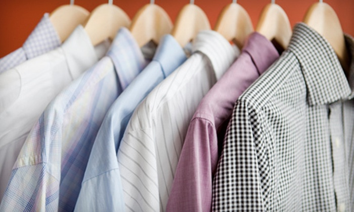 Bloomington Cleaners - East Bloomington: Dry-Cleaning Services or Wedding-Gown Cleaning and Preservation at Bloomington Cleaners (Half Off)