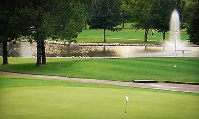 Knolls Golf Course - Northwest Omaha: Weekday or Weekend 18-Hole Round of Golf for Two with Cart Rental at Knolls Golf Course (Up to Half Off)