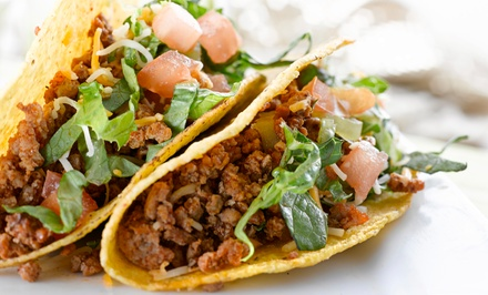 Mexican Food for Lunch or Dinner at El Paisano (Up to 50% Off)
