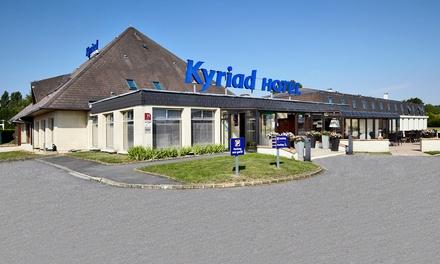 Picardie : 1 à 3 nuits avec petit déjeuner en option à lhôtel Kyriad Compiègne pour 2 personnes