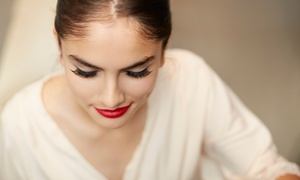 Divine Threading: Set of Eyelashes or Eyelash or Eyebrow Tinting at Divine Threading (Up to 54% Off). Five Options Available.