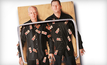 Colin Mochrie and Brad Sherwood at the Lyric Opera House on Fri., May 11 at 8PM: Orchestra Seating - Colin Mochrie and Brad Sherwood in Baltimore
