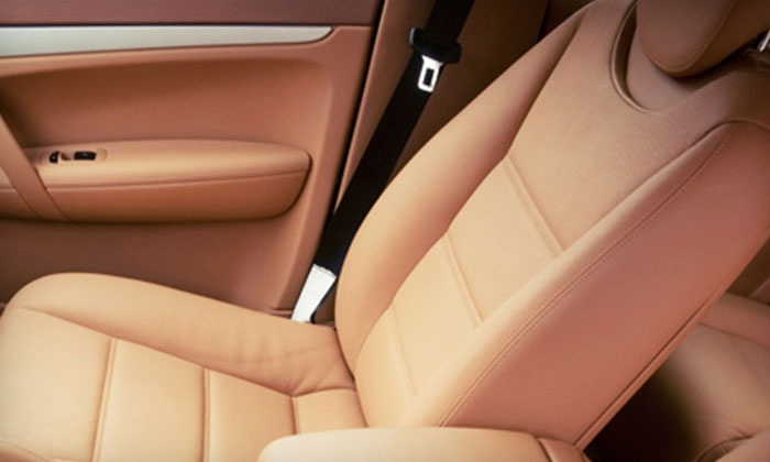 Interior And Exterior Detail Radiant Pro Detailers Groupon