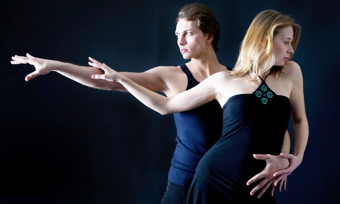 Feel the Music Dance Studio - Woodhaven: Dance Lessons for One or a Couple at Feel the Music Dance Studio (Up to 75% Off). Four Options Available.