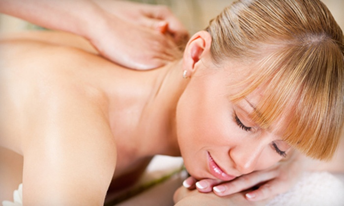 Essentials Massage & Facials - Multiple Locations: $79 for a Spa Package with Massage, Facial, and Body Wrap at Essentials Massage & Facials ($200 Value)