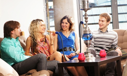 Food and Hookah at D'wan Hookah Lounge (Up to 50% Off). Two Options Available.
