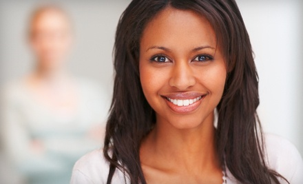One or Three 15-Minute LED Teeth-Whitening Sessions at Gentle Touch Lasers (Up to 70% Off)