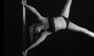 Pole Star Fitness: $49 for Punch Card for Five Classes at Pole Star Fitness ($98 Value)