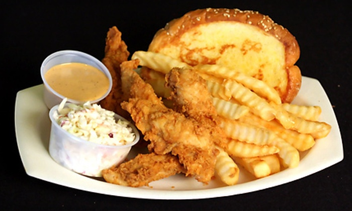 Guthrie's - Birmingham: Fried Chicken Fingers and Southern Sides at Guthrie's (Half Off). Two Options Available.