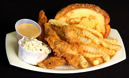 $12 Groupon for Fried Chicken Fingers and Southern Sides - Guthrie's in Birmingham