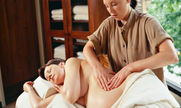 Minska Massage - Multiple Locations: Massage Services at Minska Massage (Up to 54% Off). Three Options Available.