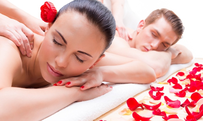 Vita Dalux Spa - North Dallas Galleria: Valentine's Day Hot-Tub Session with Choice of 30-Minute Massage or Pedicure for One or Two (Up to 62% Off)