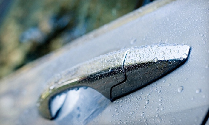 Squeeky Clean Car & Truck Wash - Wells Branch: $13 for Three Premium Car Washes at Squeeky Clean Car & Truck Wash ($27 Value)