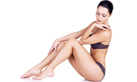Six Laser Hair-Removal Treatments on a Small, Medium, or Large Area at Central Park Medical Practice