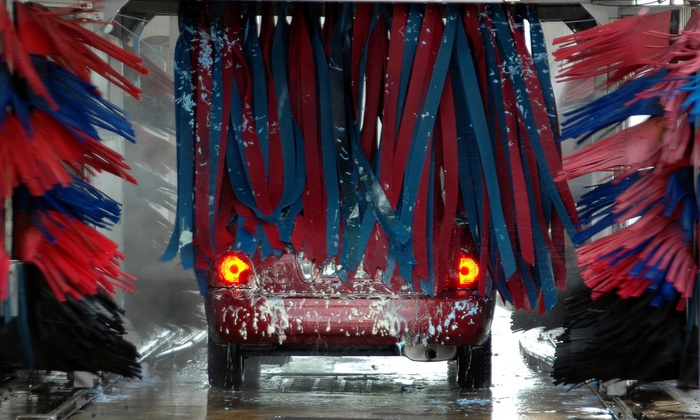 Cruizers Car Wash - Sarasota: Clean and Shine Car Washes at Cruizers Car Wash (Up to 50% Off). Three Options Available.