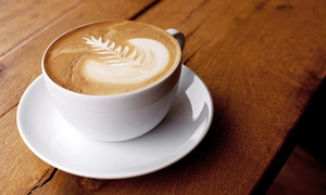 Cafe Soleil Tanning, Hair & Espresso: 5 Espresso Drinks, or 1 Year's Worth of Espresso Drinks at Cafe Soleil Tanning, Hair & Espresso (Up to 65% Off)