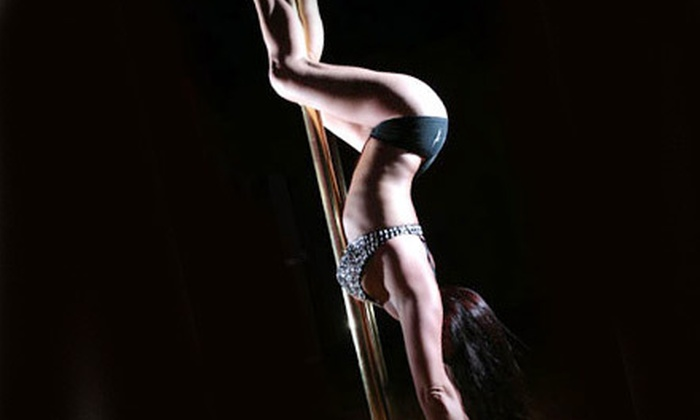 Sensual Souls - Hollywood: Five Pole-Dancing or Aerial-Yoga Classes or a Private Party for Up to 15 at Sensual Souls in Hollywood (Up to 55% Off)