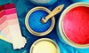 Your Painters, Inc. - The Loop: Interior Painting for One Room Up to 13'x13'x8' or 17'x15'x8' from Your Painters, Inc. (Up to 58% Off)