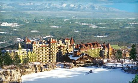 Resort in Victorian Castle