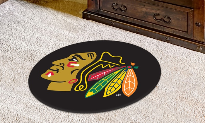 NHL Puck Mats: NHL Puck Mats. Multiple Teams Available. Free Returns.