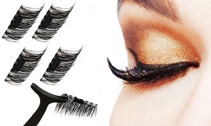 ZAgifts.com: Reusable Magnetic Eyelash Extension from AED 39