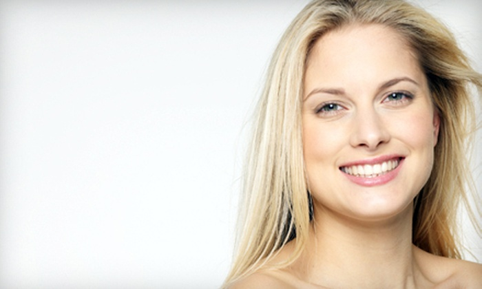 Advanced DermaCare - Tucson: One or Three Wet Diamond Dermabrasions with LumiStim Therapy at Advanced DermaCare (Up to 75% Off)