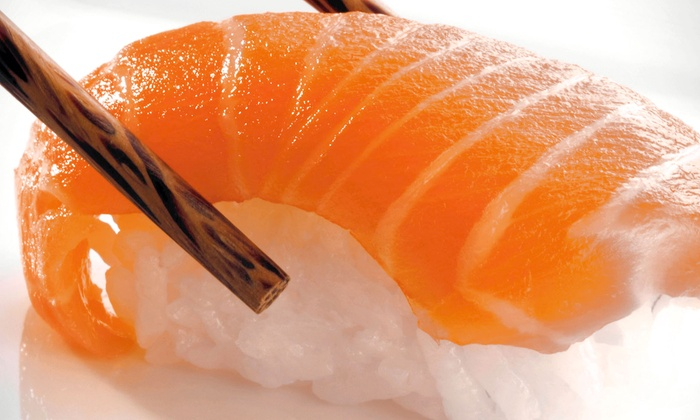 Tokyo Shabu Sushi Restaurant - Richmond: Japanese Cuisine for Two at Tokyo Shabu Sushi Restaurant (Half Off). Two Options Available.