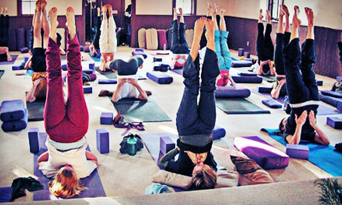 TriYoga Center of Santa Cruz - TriYoga Center Santa Cruz: 10 or 15 Yoga Classes at TriYoga Center of Santa Cruz (Up to 74% Off)