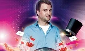 """Theater im Walzwerk: 2 Tickets für die Magic-Mixed-Show """"Köhler am Werk"""" von Zauberer Christopher Köhler im Theater im Walzwerk für 19,90 €"""