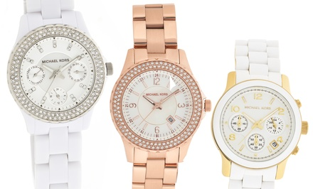 Michael Kors Women's Watches from $152–$159