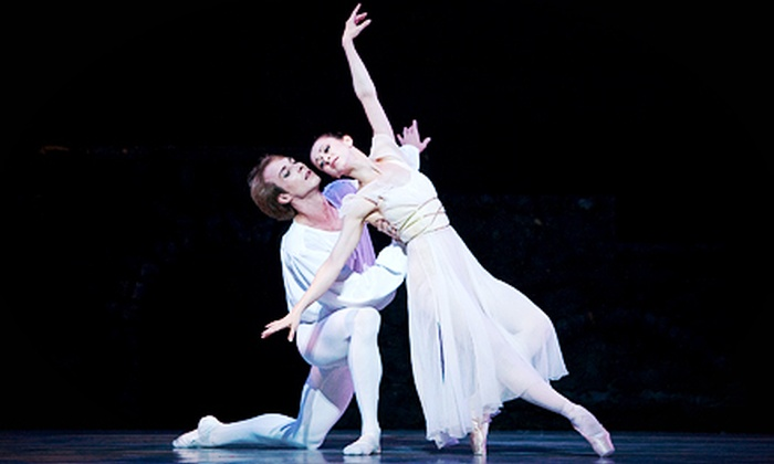 "ARTS San Antonio presents ""Romeo & Juliet"" by Mejia Ballet International - Multiple Locations: Arts San Antonio Presents ""Romeo & Juliet"" by Mejia Ballet International at Majestic Theatre on May 1 (Up to 51% Off)"